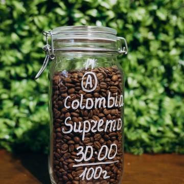 100% Арабіка Колумбія Супремо