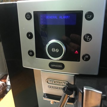 Delonghi Perfecta 5500