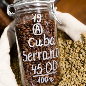 100% Арабіка Куба Серрано