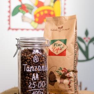 100% Арабіка Танзанія АА